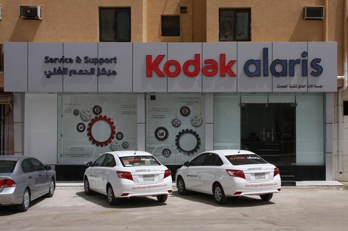 Kodak Alaris opens service centre in Saudi Arabia