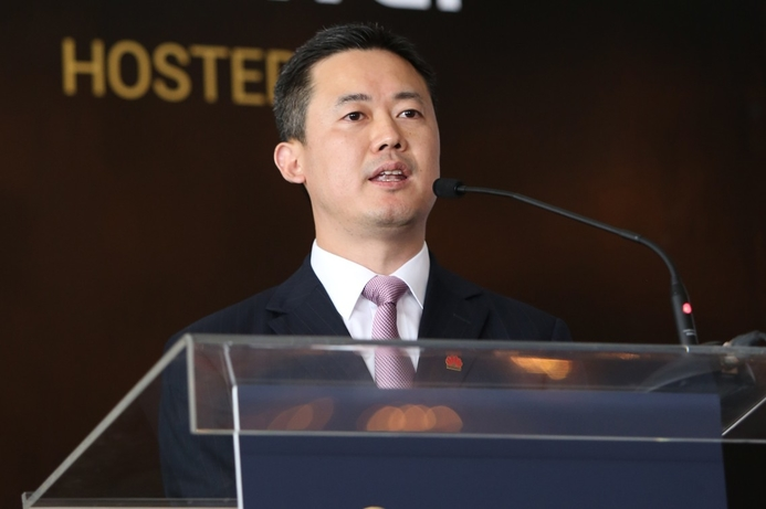 Huawei appoints new president for the Middle East