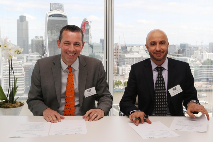 DSO and London & Partners sign MoU for collaboration