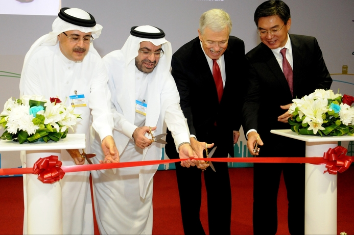 Huawei, Aramco and KFUPM launch innovation centre