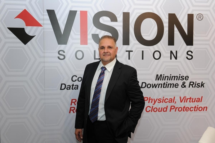 Vision Solutions to focus on cloud migration at GITEX 2015