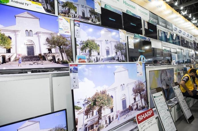 GITEX Shopper 2015 bargains: TVs
