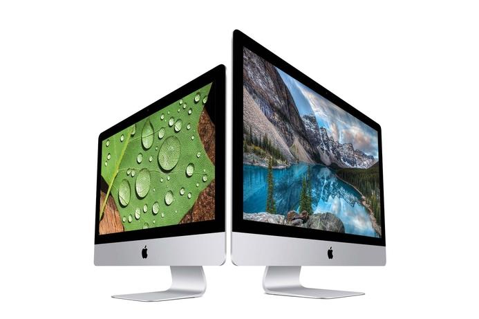Apple updates iMac range, brings Retina display to every screen size