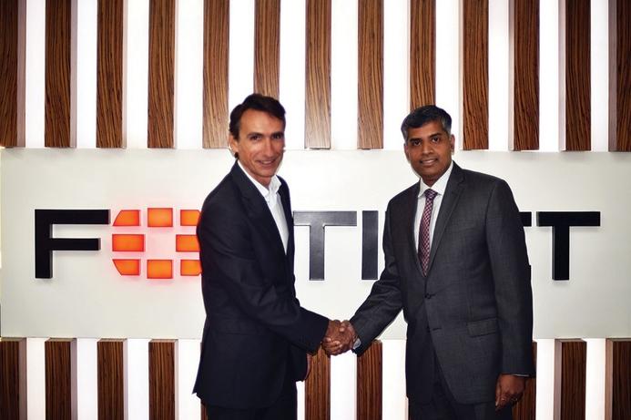 Fortinet signs Redington Value at GITEX