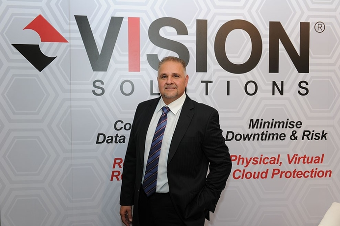 Vision Solutions upgrading the advantage
