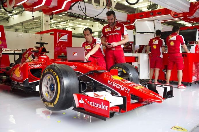 Kaspersky extends sponsorship of Scuderia Ferrari