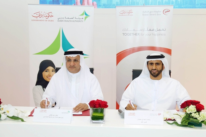 DSG to provide support for smart services to DHA