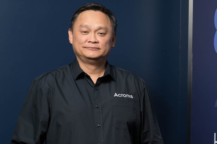 Acronis gets new VP and GM for sales