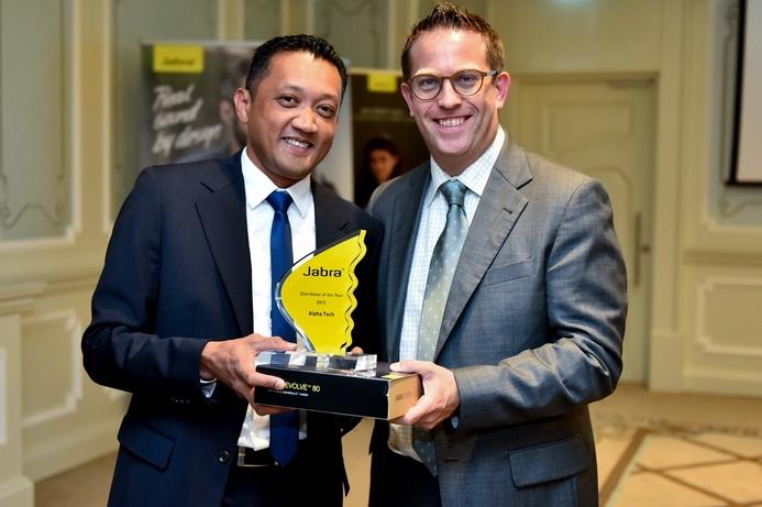 Alpha Tech wins Jabra award for MEA