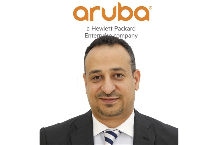 Aruba appoints new UAE country sales manager