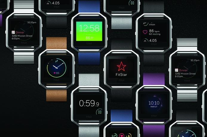 Fitbit takes aim at Apple Watch with new Fitbit Blaze