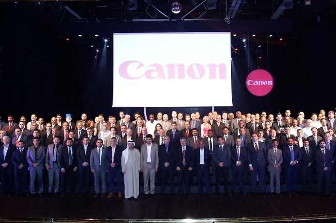 Canon unveils new Central and North Africa business division