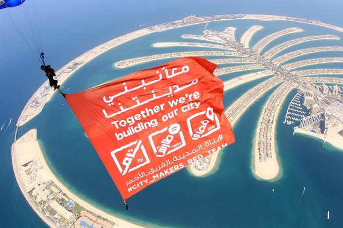 Winner of Dubai City Makers Race announced