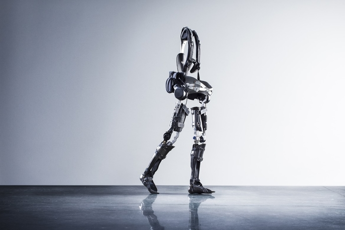 suitX designs light-weight medical exoskeletons