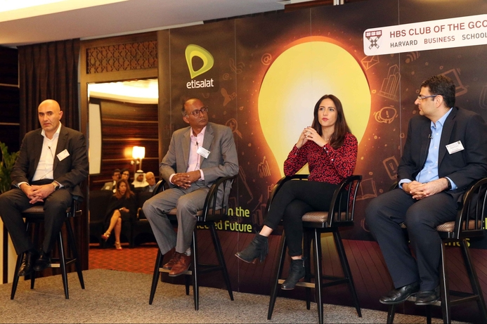 Etisalat hosts debate on SMBs and digitisation