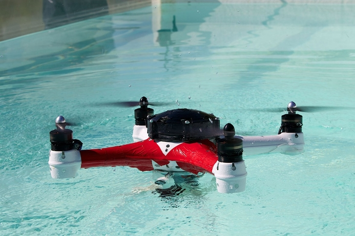 Partnership to take drones to developing world