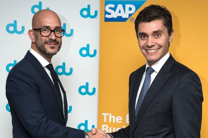 du and SAP unveil cloud services in UAE
