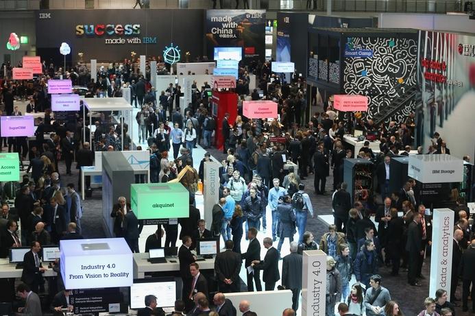 CeBit set to showcase importance of digitisation