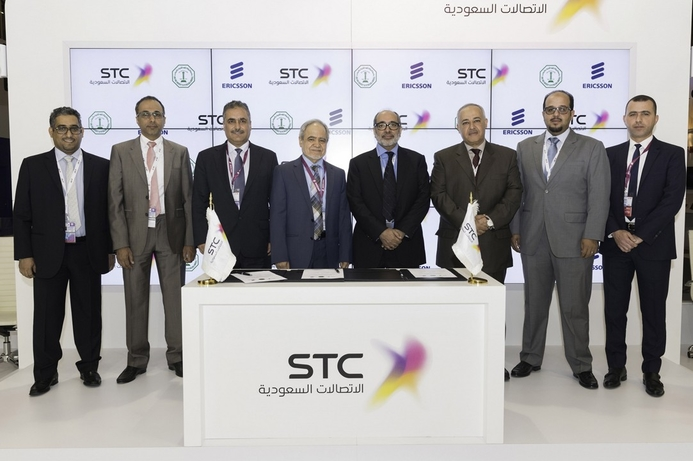 STC, Ericsson open centre of excellence for KFUPM