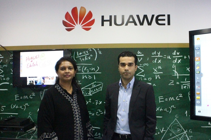 Huawei partners with Edutech Middle East