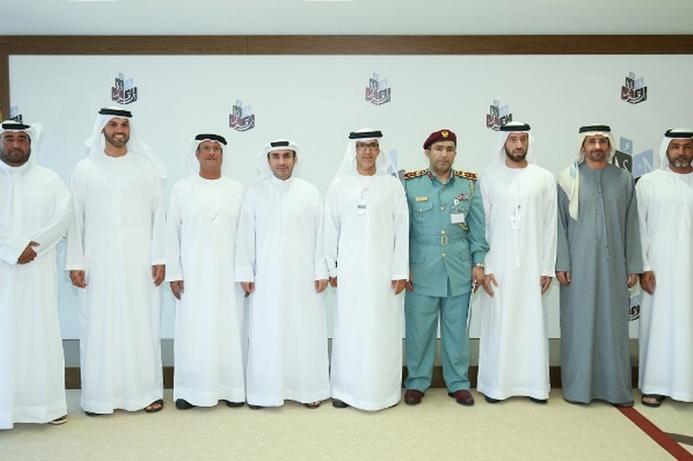 Abu Dhabi e-Govt Supervisory Committee meets