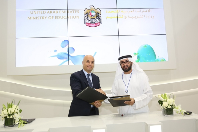 Ministry of Education and Microsoft join forces
