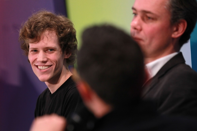 Controversial 4chan founder hired by Google