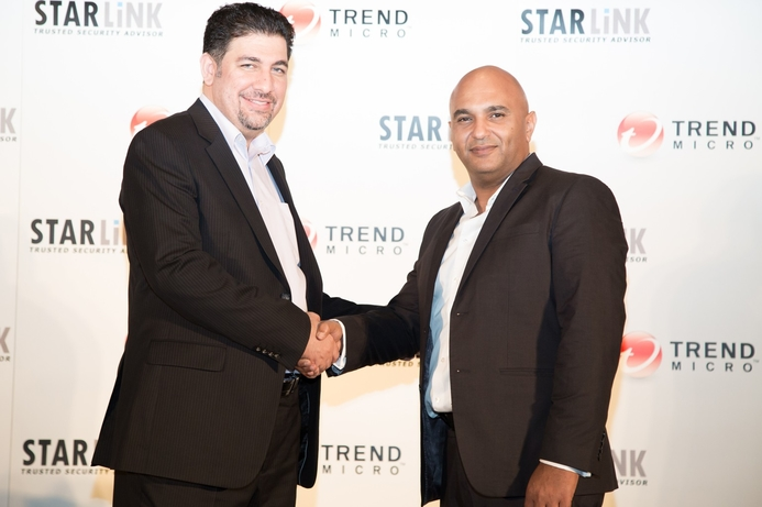 Trend Micro appoints StarLink for MENA