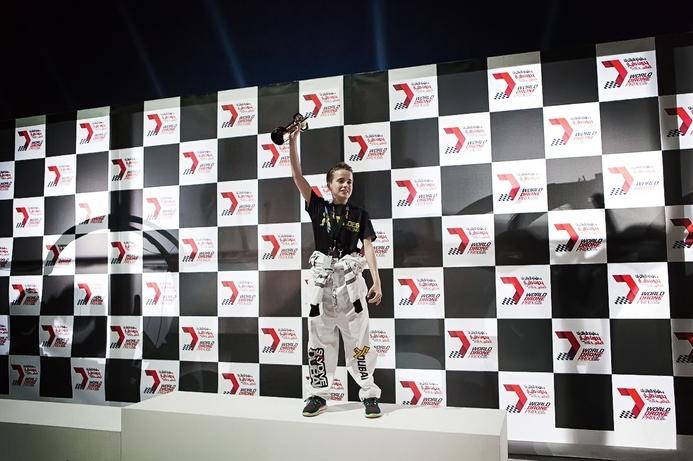 Teenager wins first World Drone Prix in Dubai