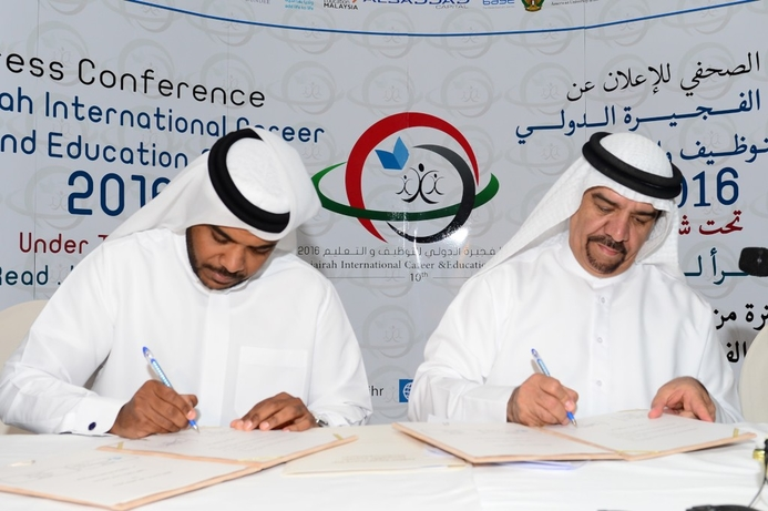 Govt of Fujairah signs telecoms deal with du