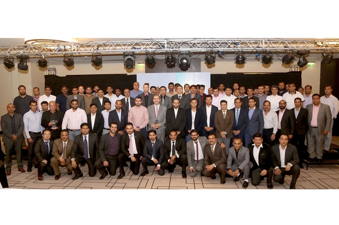 Canon honours UAE partners for 2015 performance
