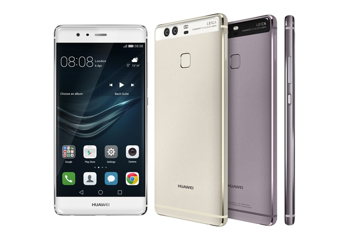 Huawei P9 and P9 Plus surpass 10 million shipments