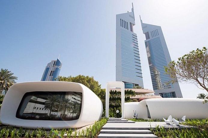 Dubai to become an international 3D printing hub