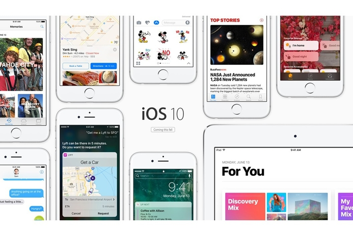 Apple's iOS 10.3 update is now available