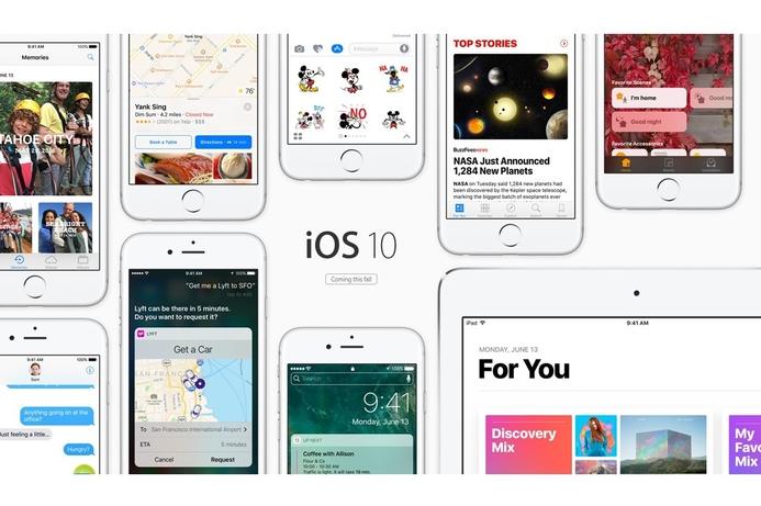 iOS 10 update weakens iPhone security