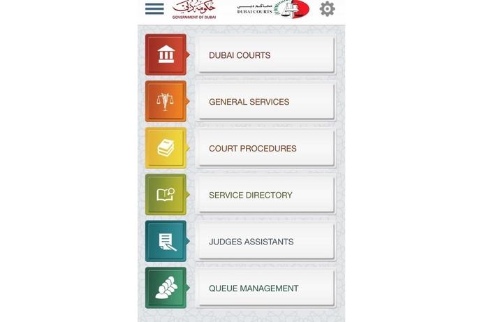 Dubai Court introduces Smart Q Ticketing through Nibras app