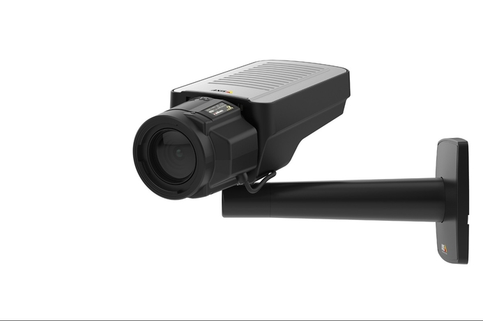 Axis introduces first IP cameras with i-CS lens