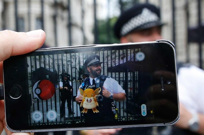 Pokémon Go players lured by malicious bot
