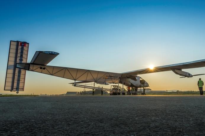 Siemens highlights contribution on Solar Impulse 2 project