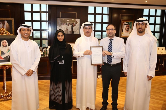 DEWA receives ISO 27037:2012 certificate for digital security