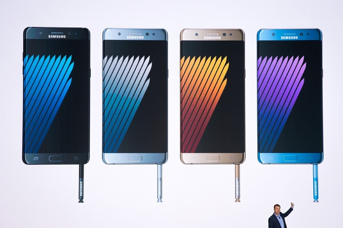 KSA Samsung fans advised to pre-order Galaxy Note 7