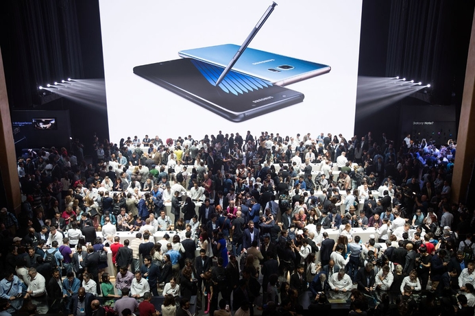 Samsung supplier denies fault with battery after Note 7 fire in China