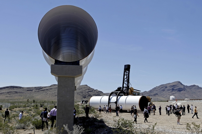 Dubai Future Foundation to host Hyperloop competition