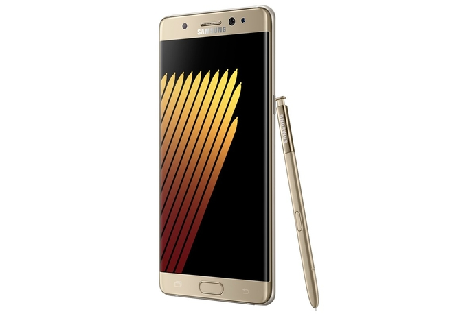 Samsung Note 7 launches in the Middle East