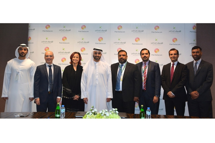 Yahsat signs fourth service partner in Pakistan
