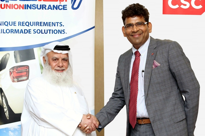 Union Insurance first in ME to deploy CSC's Integral applications
