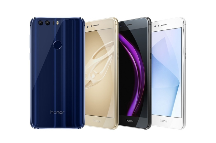 Huawei honor 8 now available for pre-order