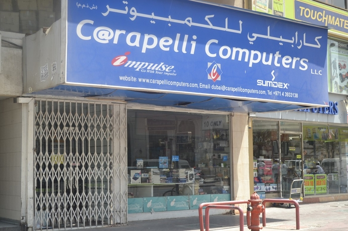 Carapelli Computers exits local channel
