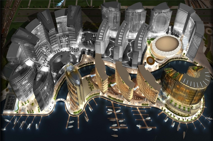 GBM signs ICT deal for mega Dubai hotel project