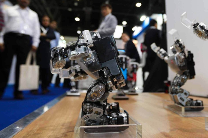 Robotics to impact business productivity and workplace safety by 2020